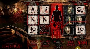 Online Slot Nightmare On Elm Street