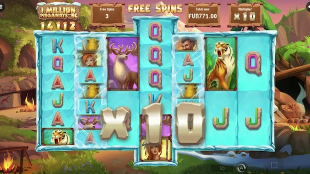 1 Million Megaways BC online slot game