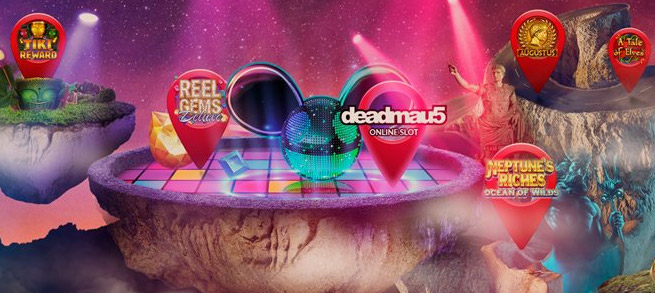 November Casino Promotions include 32 Red Casino's New Games Road Map