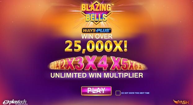 Blazing Bells Ways Plus Slot