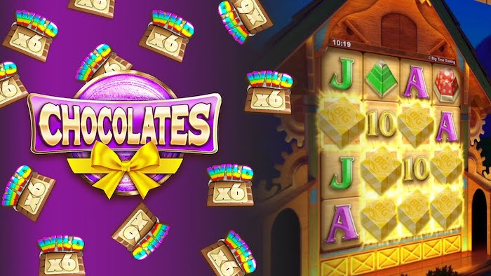 Big Time Gaming Chocolates Slot