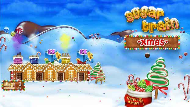 Best Xmas slots in 2020 include Sugar Train Xmas