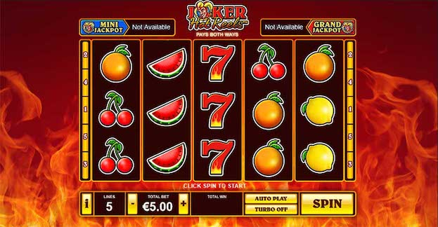 Joker Hot Reels is one of the best Betfred slots right now