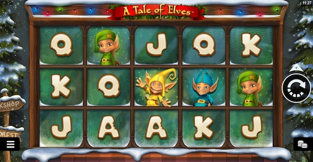 Microgaming A Tale of Elves