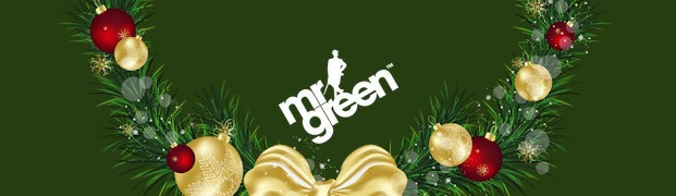 Play Christmas Slot Games at Mr Green
