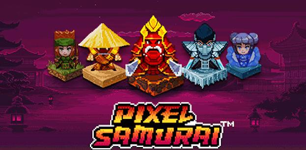 Best Betfred Slots include Pixel Samurai