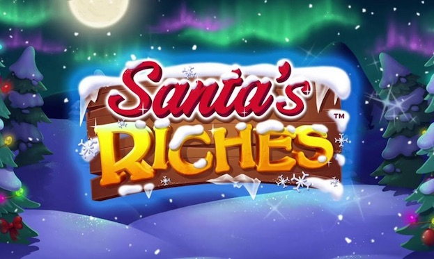 Santa's Riches Slots Game Greentube Gaming