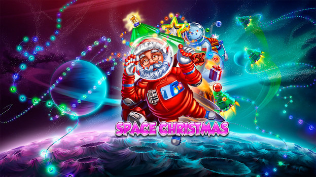 Space Christmas Slot Game