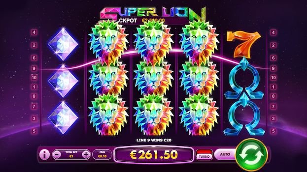 Players can use Karamba free spins to play Super Lion