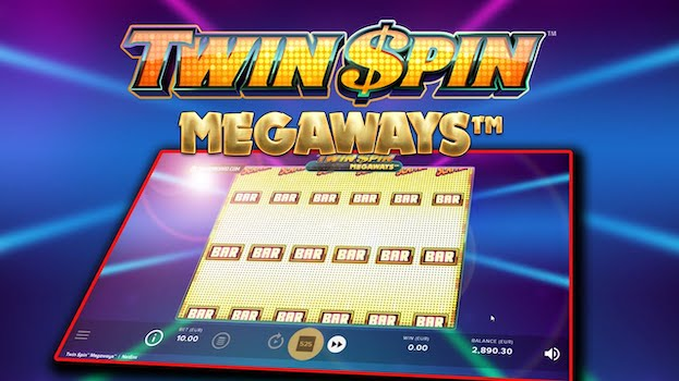 Grosvenor Casino Best Slots include Twin Spin Megaways