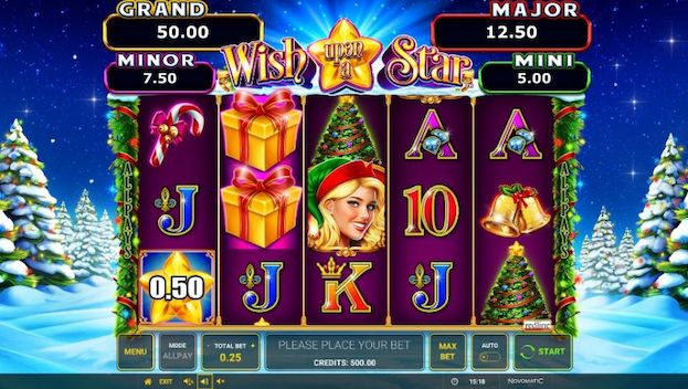 Wish Upon A Star online slot