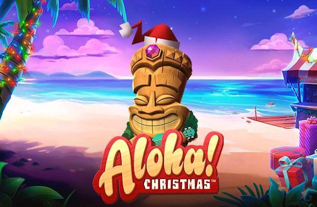 NetEnt Aloha Christmas Slot