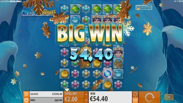 Cyrstal Prince Slot 888 Games