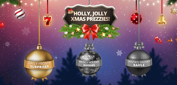 Lucky Thrillz Casino Christmas Prezzies