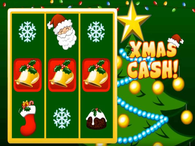 XMAS Cash Slot Eyecon