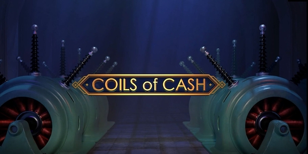 Coils of Cash Slot by Play'n Go