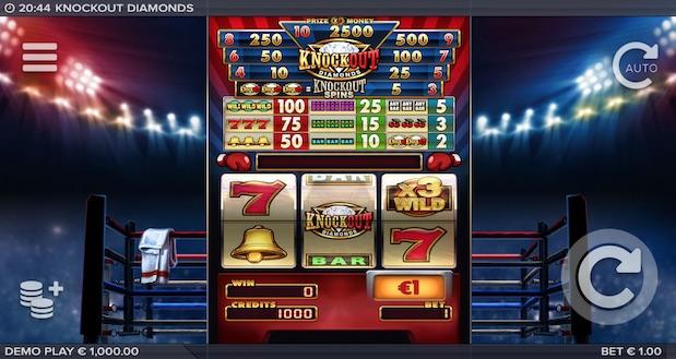 Best 888 Slot is Knockout Diamonds