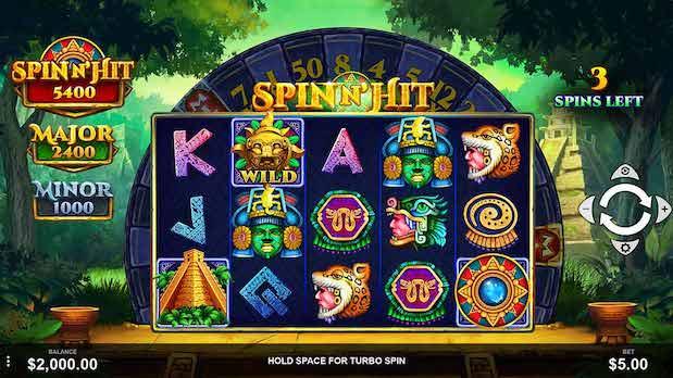 Pariplay Spin N Hit Slot Game