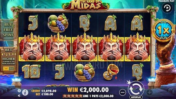 New Slots in 2021 at Grosvenor Casino
