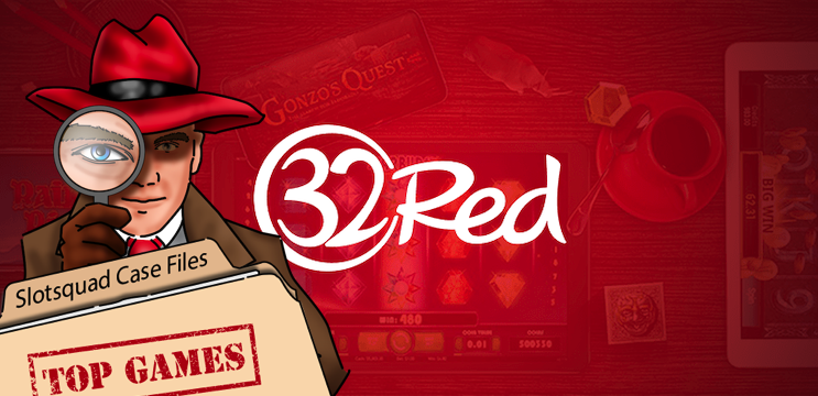 Best slots on 32 Red Casino