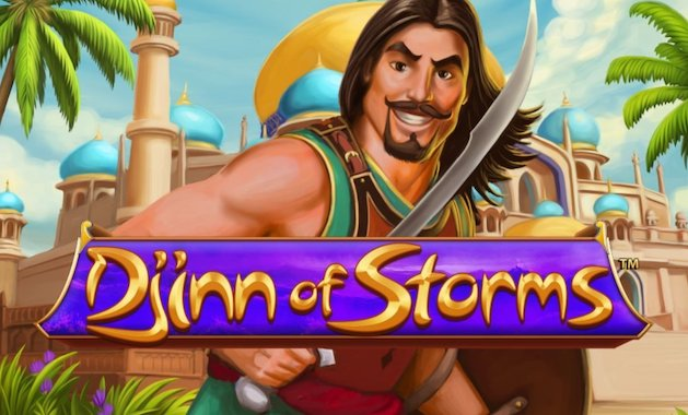 Djinn of Storms: PowerPlay Jackpot is the best new slot at Betfred Casino
