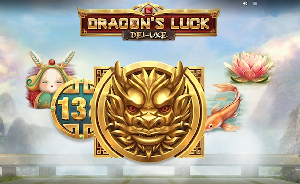 Dragon's Luck Deluxe Slot by Red Tiger