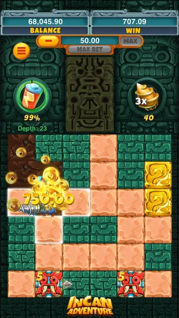 Incan Adventure Arcade Slot
