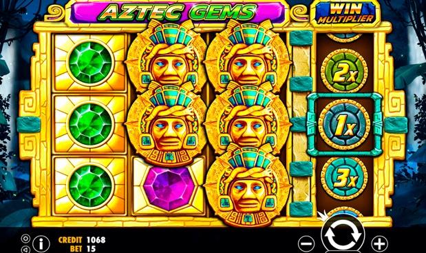 Aztec Gems Online Slot