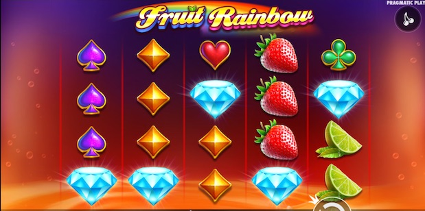 Fruit Rainbow is one of the best games at bgo Casino