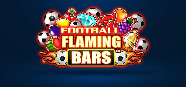 Play Football Flaming Bars at Betfred during Euro 2020