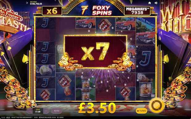 What the Fox Slot Megaways Edition