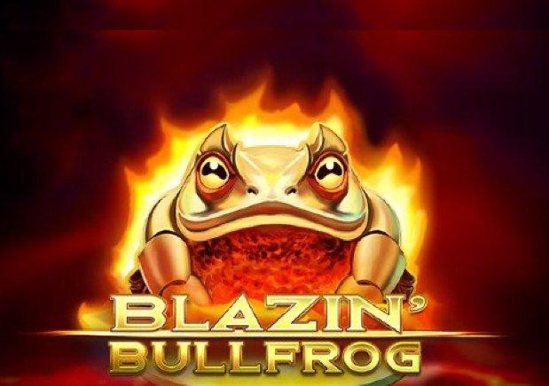Play N' Go Blazin Bullfrog slot