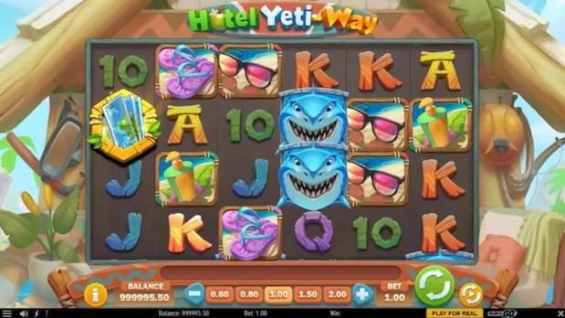 Hotel Yeti-Way new summer slot