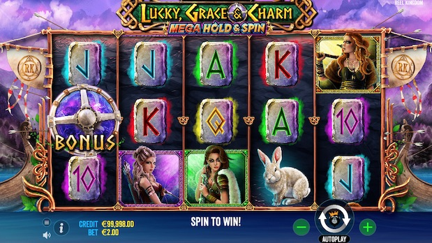 New Pragmatic slot Lucky, Grace and Charm