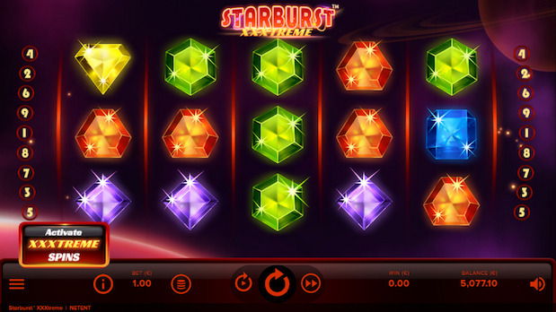 Starburts Xxxtreme
