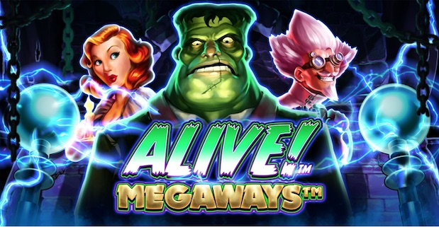 New Megaways Slot Alive