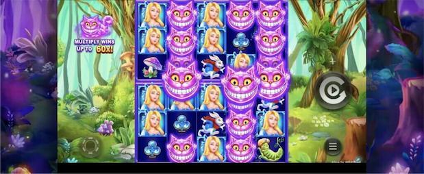 Alice in Wildland Casino Slot Game