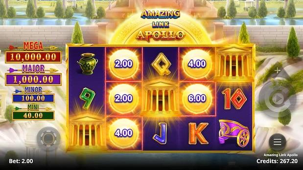 New Slot Amazing Link Apollo