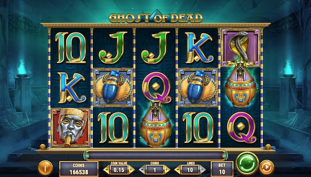 Ghost of Dead Slot