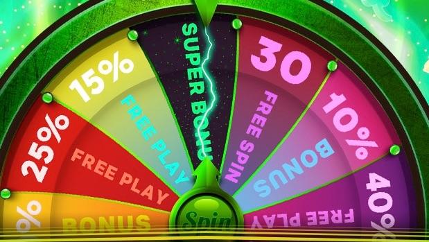 888 Casino Wheel of Fortune