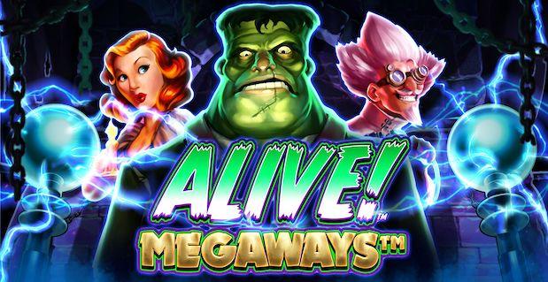 Alive Megaways Halloween Slot
