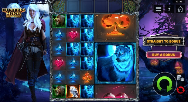 Hunters Moon Slot Game