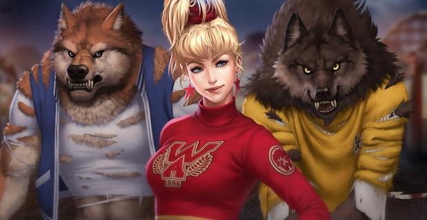 The Wild Class Werewolf Slot