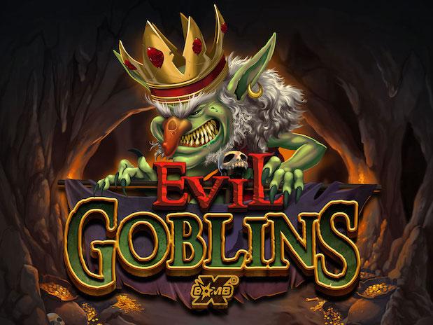 Evil Goblins Halloween Casino Game